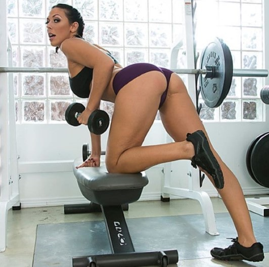 Rachel Starr Model for HookupGeek