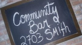 The Community Bar-big-min