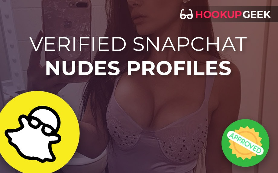 The Best List Of Verified SnapChat Nude Profiles
