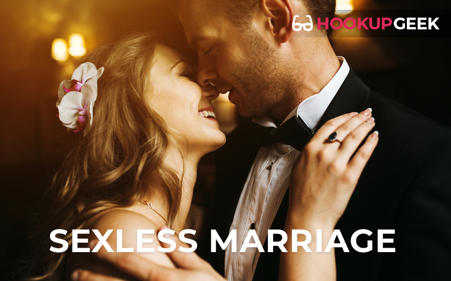 Sexless Marriage: HookupGeek's Cutting-Edge 4S Method To Overcome It Forever